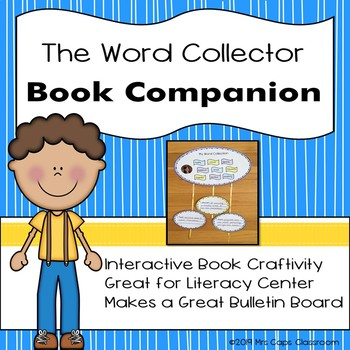 The Word Collector Book Companion