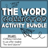 Distance Learning - The Word Collector - Reading Activities