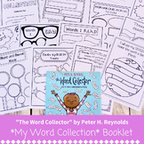 The Word Collector by Peter H. Reynolds Activity Book: My