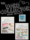 The Word Collector by Peter H. Reynolds (Book Activity)