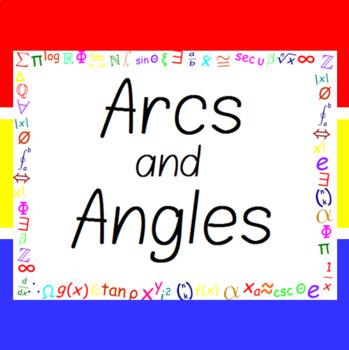 The Word Wall Bulletin Board Kit - Arcs and Angles