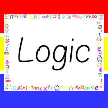 The Word Wall Bulletin Board Kit - Logic