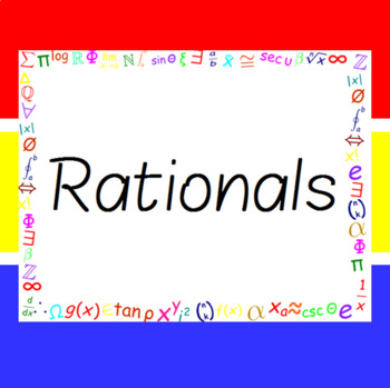 The Word Wall Bulletin Board Kit - Rationals