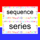 The Word Wall Bulletin Board Kit - Sequences and Series