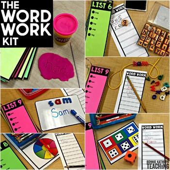 The Word Work Kit