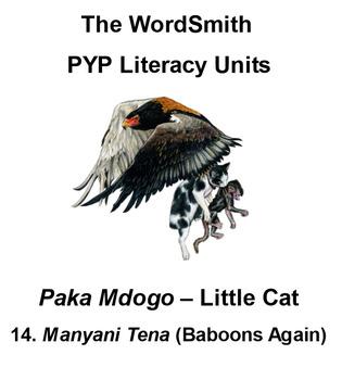 The WordSmith PYP Literacy Units (14)