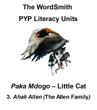 The WordSmith PYP Literacy Units (3)