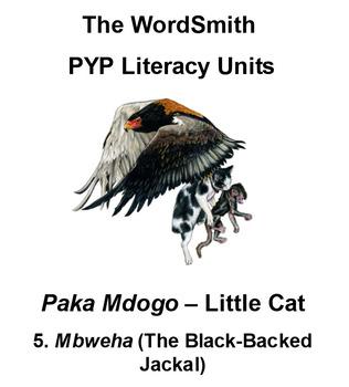 The WordSmith PYP Literacy Units (5)