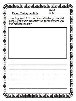 The World According To Humphrey Journeys 4th Grade Unit 5 Lesson 21 Activities
