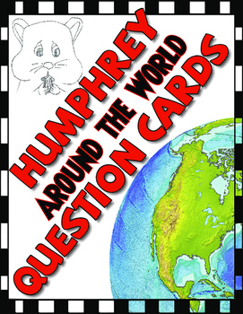 The World According to Humphrey - Group Question Cards