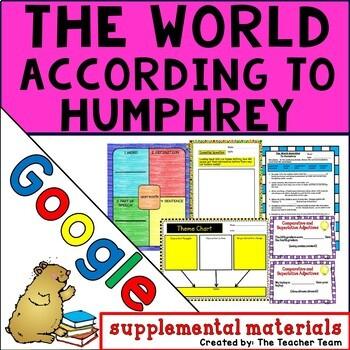 The World According to Humphrey Journeys 4th Grade Unit 5 Lesson 21 Google