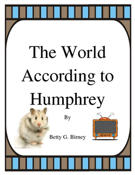 The World According to Humphrey Journeys Grade 4 Lesson 21