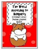 The World According to Humphrey Literature Circle Journal Student Packet