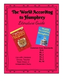 The World According to Humphrey - Literature Guide