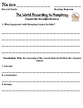 The World According to Humphrey Sheets