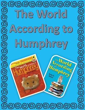 The World According to Humphrey Literature Unit