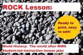 The World After World War II: 1950-1989