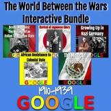 The World Between the Wars (1910-1939) Interactive Bundle