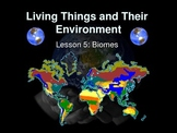 The World Biomes PowerPoint Presentation