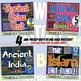 World History Curriculum Asian Bundle! Ancient India, China, Japan, Islam!