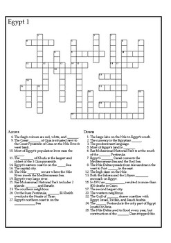 The World News Crossword - February 25th, 2018