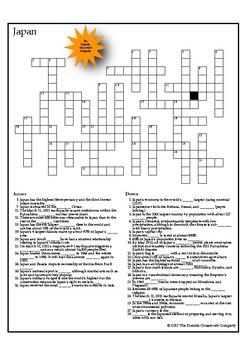 The World News Crossword (June 4th, 2017)