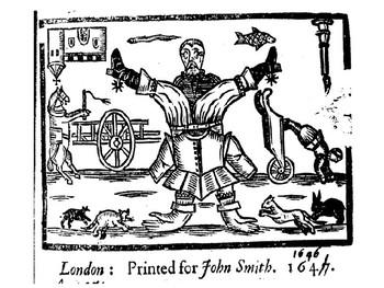 The World Turned Upside Down English Civil War Activity