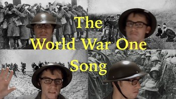 The World War One Song