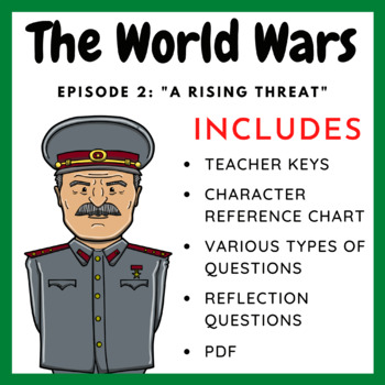 The World Wars: A Rising Threat - Complete Guide for Episode 2