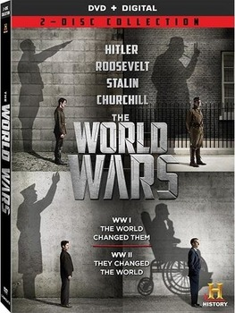 The World Wars History Channel Bundle Parts 1-3 with answer keys! : )