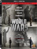 The World Wars History Channel Complete Bundle Parts 1-3 w