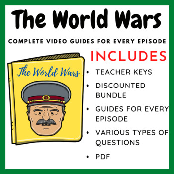 The World Wars: Complete Guides for Every Episode (Bundle)