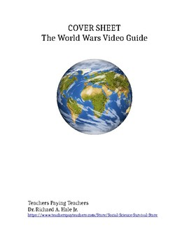 The World Wars Pt. 1-3 Movie Guide
