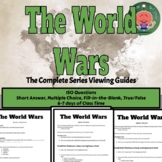 The World Wars: The Complete Series Viewing Guides BUNDLE History Channel