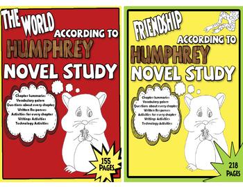 The World according to Humphrey, Friendship according to Humphrey -Novel Studies