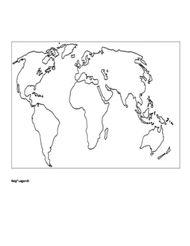 The World and its regions