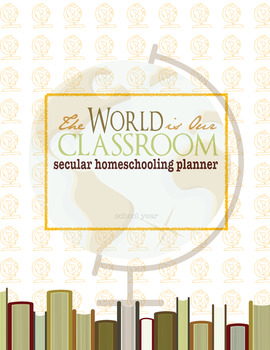 Our Classroom Secular Homeschooling Planner (Undated)
