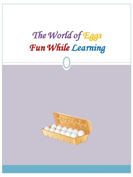 The World of Eggs Fun While Learning