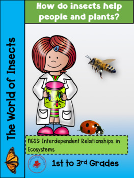 The World of Insects: Nonfiction Unit