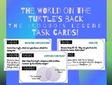 The World on the Turtle's Back Task Cards