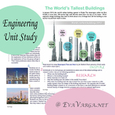 The World's Tall Buildings: An Engineering Unit Study