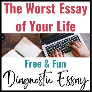college writing diagnostic essay