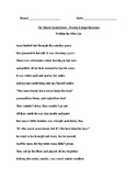 The Worst Snowstorm (Poetry Comprehension)