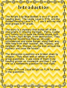 The Wright 3 Discussion Questions and Answers