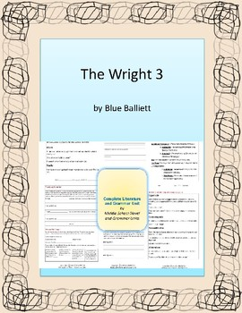 The Wright 3 Complete Literature and Grammar Unit