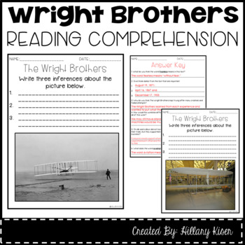 Leveled Text X: The Wright Brothers