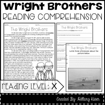 The Wright Brothers Biography