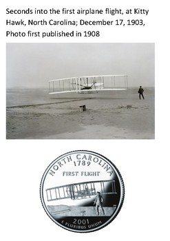The Wright Flyer Word Search
