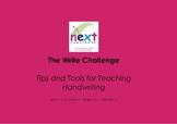 The Write Challenge