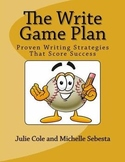 The Write Game Plan